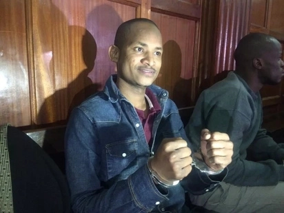 The offenses that Babu Owino has been charged with