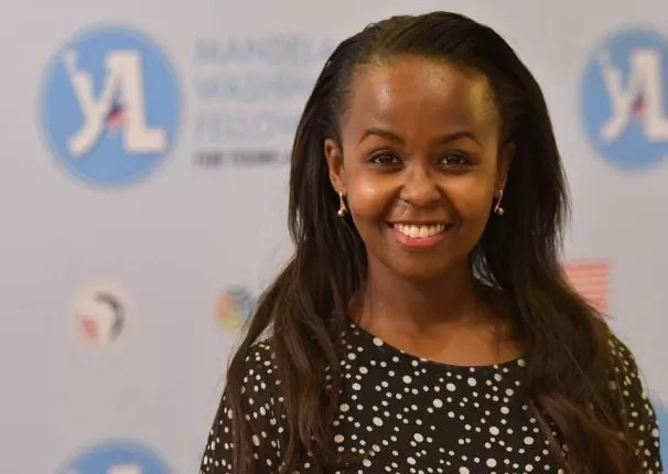 27-year-old Kenyan entrepreneur receives special recognition from the Queen, here is why (photos)