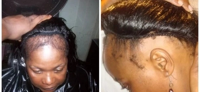 Top Kenyan radio presenter bashes women with fake hair