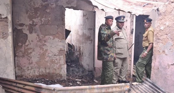Car and store of Nyakach MP torched by arsonists