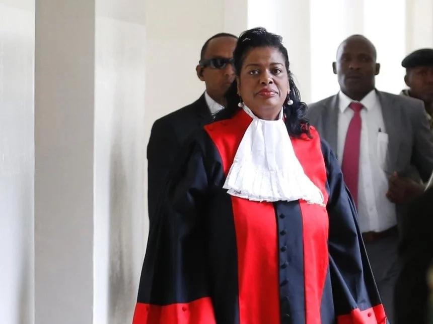 Martha Karua attacks Justice Njoki Ndung'u over Supreme Court ruling