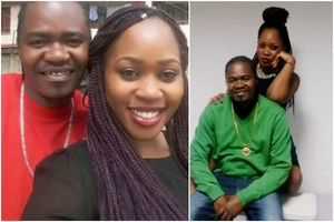 Jua Cali's bootylicious wife forced to quit work because of rapper