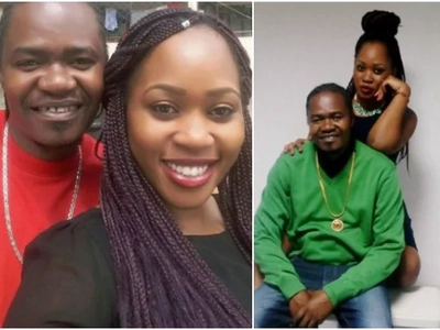 Jua Cali's wife opens up on marriage troubles with the rapper
