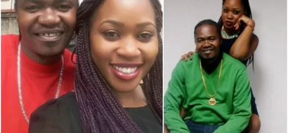 Musician Jua Cali's wife ignites rumours she is pregnant