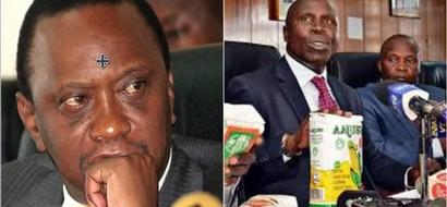 Uhuru's ANGRY directive to CS following unavailability of subsidised unga for Kenyans