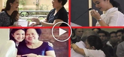 Nakakaiyak naman: Grieving Heart Evangelista gives heartbreaking farewell to Miriam Santiago