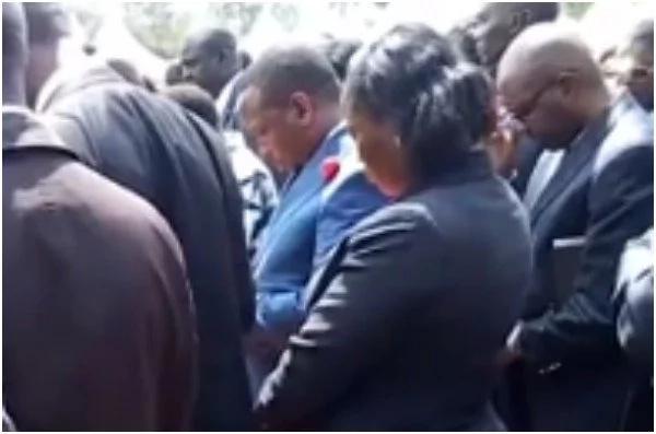 UhuRuto, Sonko pump KSh 12 million to Moi Girl's school after fire tragedy