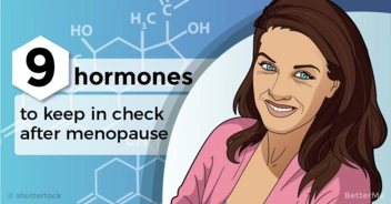 9 hormones you'd better keep in check after menopause