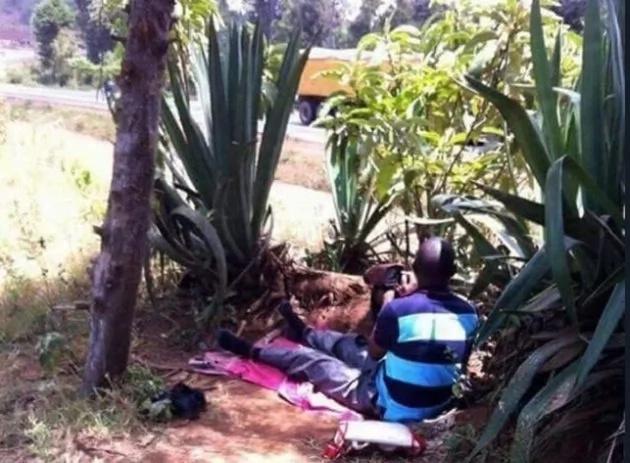 NTSA denies its alleged officer seen hiding in a bush died after being bitten by a snake