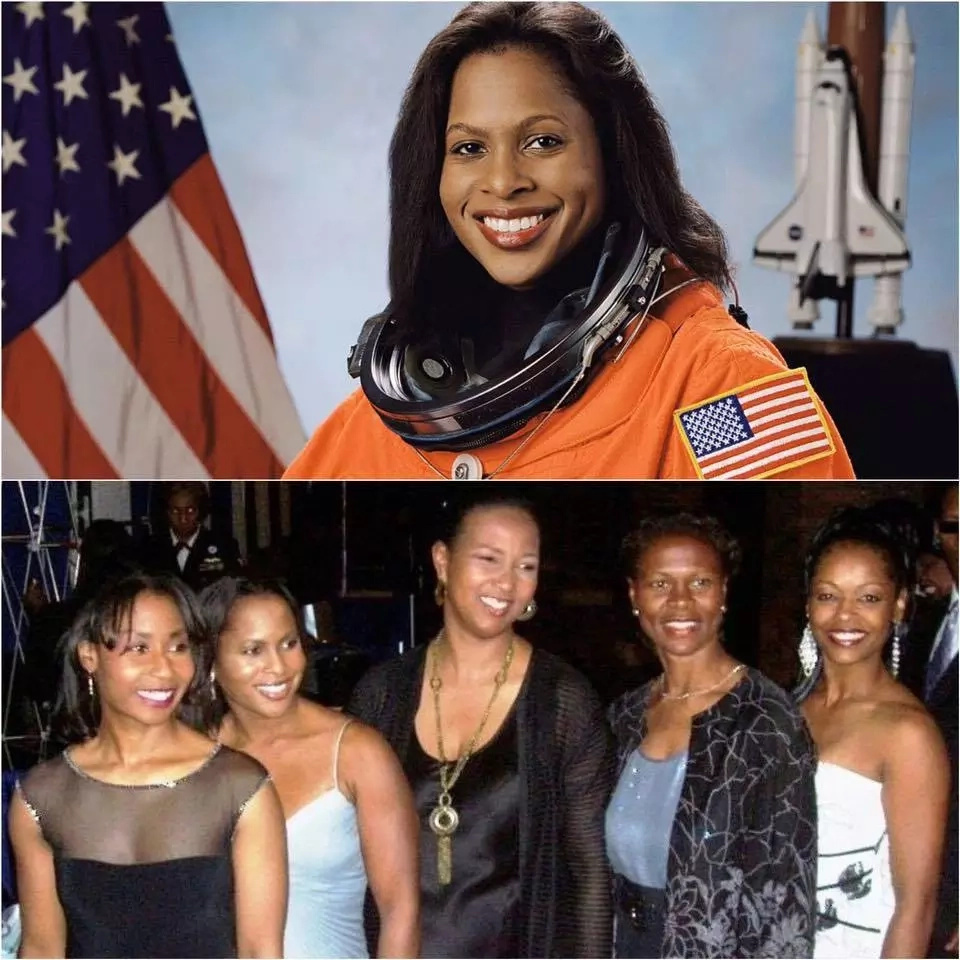How the world's 3rd black woman to travel to space celebrated her 53rd birthday
