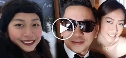 Jhong Hilario's non-showbiz student girlfriend is hot and she's 15 years younger than him