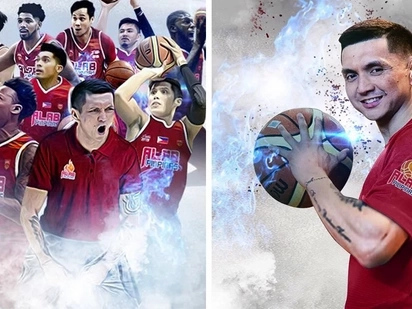 Mamaya na! Jimmy Alapag's first game as head coach of Alab Pilipinas