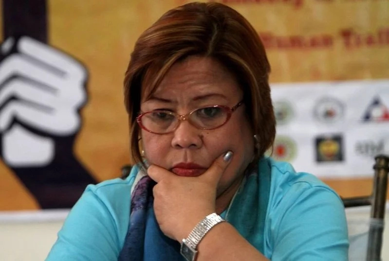 De Lima talks about her driver and their alleged sex video