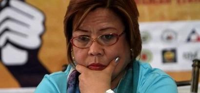 (FULL TEXT) De Lima to Duterte: 'Tao lamang din po ako'