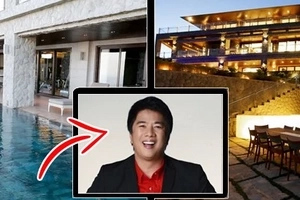 Willie Revillame's picturesque Tagaytay house has the best view of Taal Lake