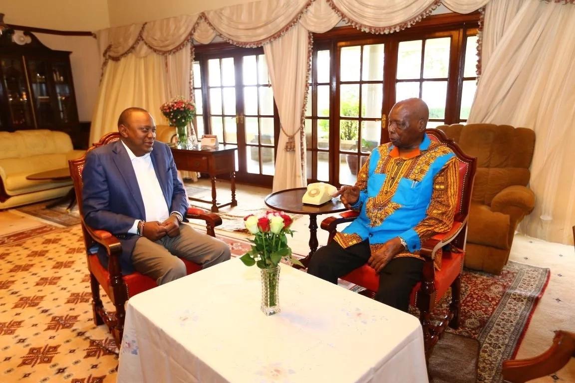 Shame on you: Kenyans castigate retired president Moi after flying to Israel for treatment