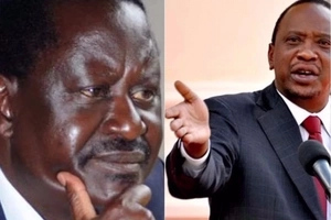 The log in your eye: Jubilee tables evidence of Raila's underhand deal with a South African ballot-printing firm