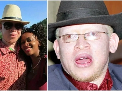 Isaac Mwaura's BEAUTIFUL wife sends a TEARY message to him after losing out on nominations