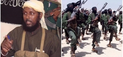 Significant victory as renegade Al-Shabaab founder and leader surrenders to government forces
