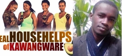 Questions raised after popular Real Househelps of Kawangware actor is shot by police pursuing robbers