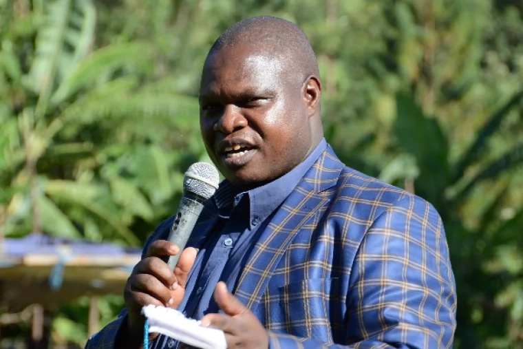 I will not resign for attending Jubilee party launch- ODM official