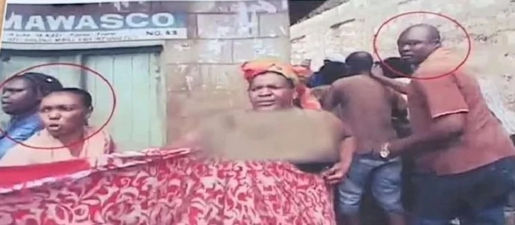 Police release photos of Malindi stripping suspects