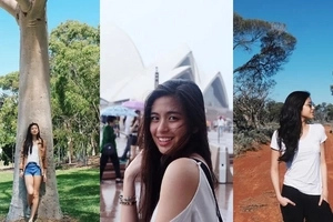 Gabbi Garcia's vacay photos will make you want to book a ticket to Australia