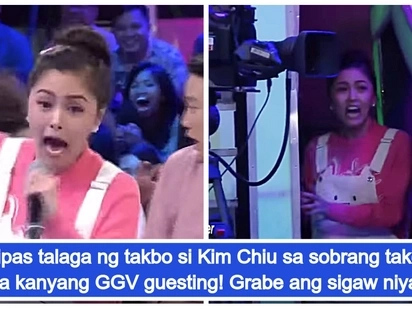 Sobra siyang natakot! Video of Kim Chiu running away from interview went viral