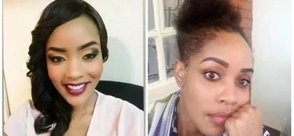 10 over 10 presenter Joey Muthengi appears without makeup and weave and she looks good as AF
