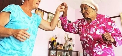 Meet 99-year-old woman who outlived her husband, saw 2 world wars and still DANCING (photos, video)