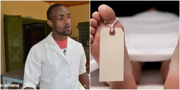 Meet man, 27, who has worked at the mortuary for many years, you won't believe what he does by night (photos, video)