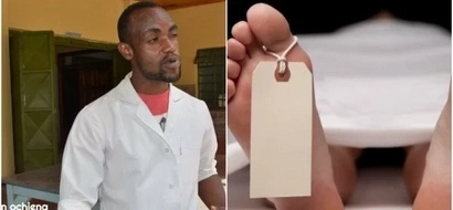 The dead excite me, reveals young Nairobi mortuary attendant who is a musician by night