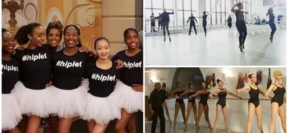Hiplet! These dancers mix ballet with HIP HOP and it will make your day (photos, video)