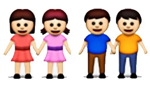 10 homosexual WhatsApp emojis on your phone