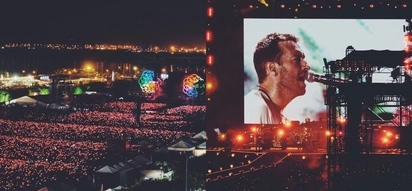 Diskarte at its finest! This wise fan is able to watch Coldplay Manila concert for only 50 pesos. WOW