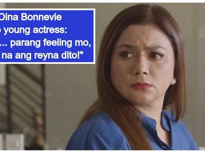 "Dina Bonnevie reveals that she fought with a young actress while shooting a teleserye: ""I gave her hell!"""