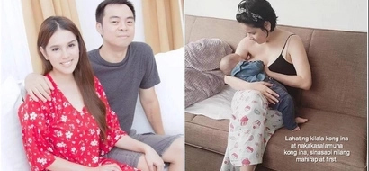 Linawin lang namin! Neri and Chito Miranda respond to netizens' comments about the former's reflection on breastfeeding