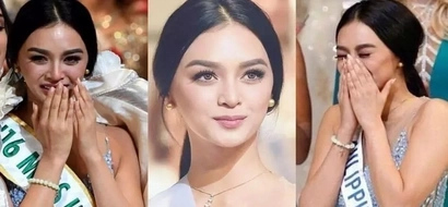 Mababaw lang ang luha! Miss Philippines Kylie Verzosa breaks down at least 5 times during Ms International 2016