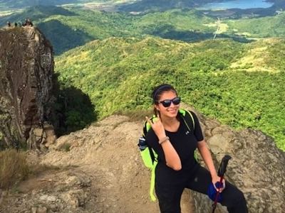 Angel Locsin's cute photos outdoors will make you love nature