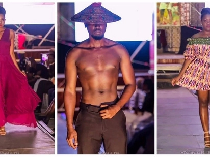 Photos from Kisumu Fashion Week that show passion for fashion