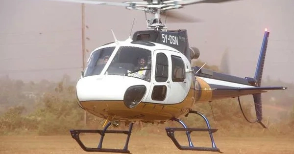 Image result for apelekwa kwa helikopta shuleni kenya