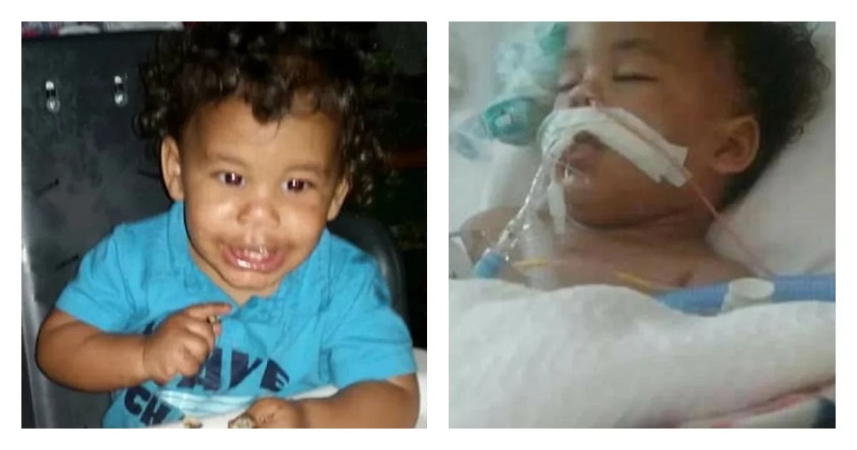 Sad! Toddler declared brain-dead as family contemplates having his organs used for transplant (photos, video)
