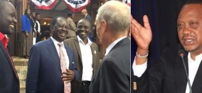 US disappointed by Raila after he quit the repeat poll