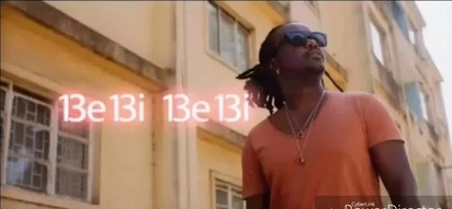 Bebi Bebi - Nyashinski 2018 Song With Close to Half a Million Views on Youtube Three Days After Publishing