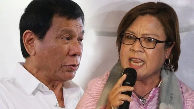 Duterte insists De Lima will go to jail