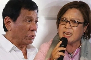 The President strikes back! Duterte denies De Lima's accusation on controversial ouster