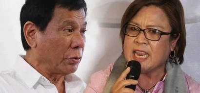 Nakakawalang-gana! Witty Duterte says he loses his appetite when seeing De Lima's sex video