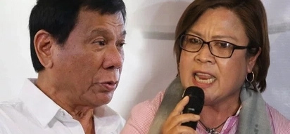 Duterte to De Lima: She's lying