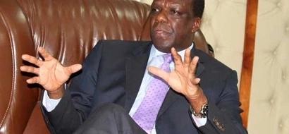I'm 'Broke', Governor Wycliffe Oparanya Tells Court