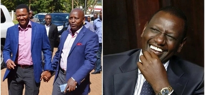 I support Ruto, not Mutua for 2022 - Nyeri Governor forced to declare